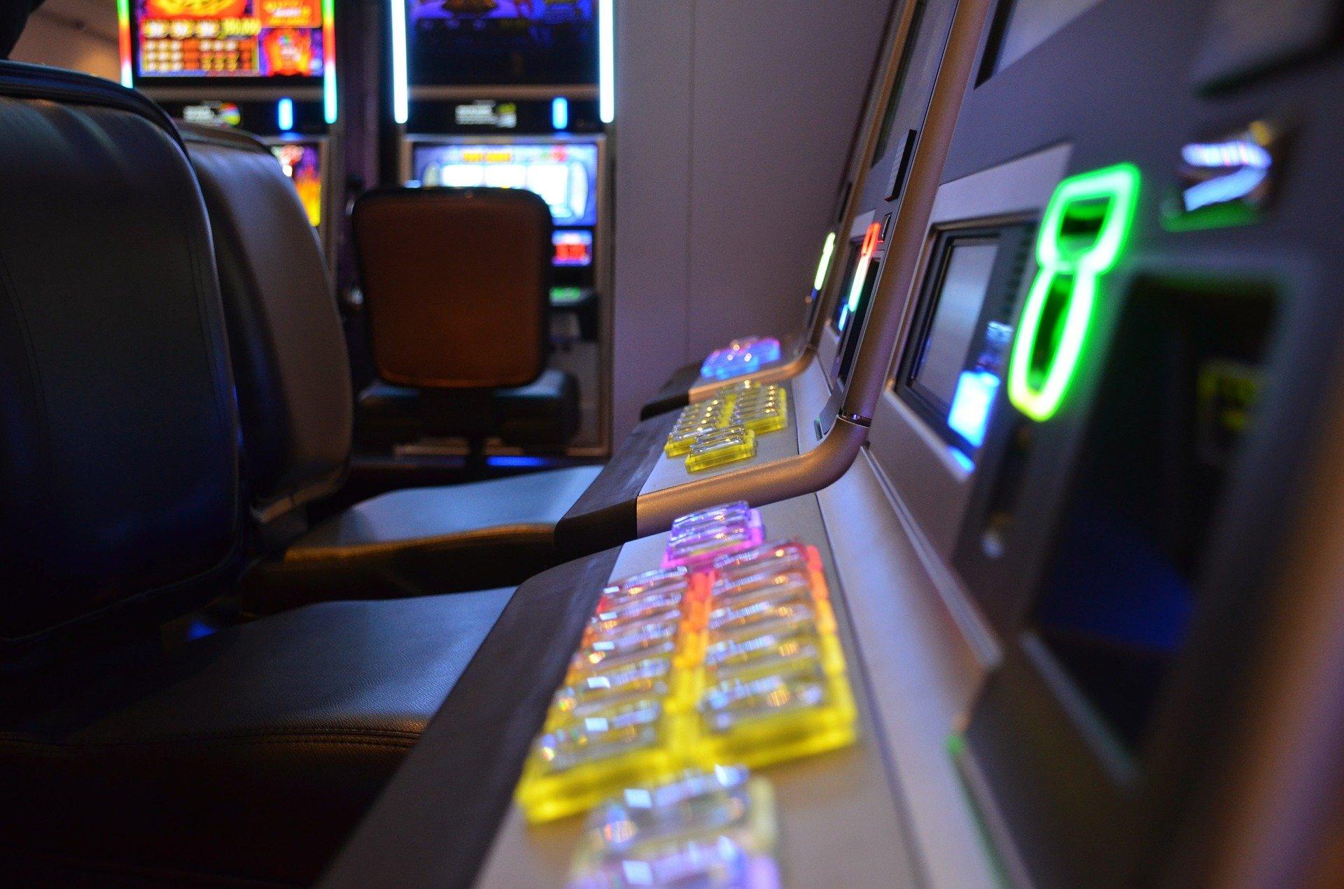 Ludopatia slot machine